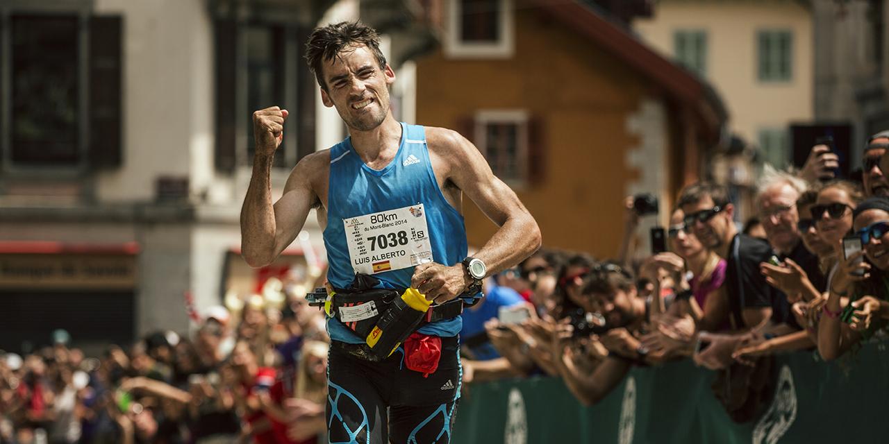Luis Alberto Hernando, reigning Ultra World Champion. © Jordi Saragossa