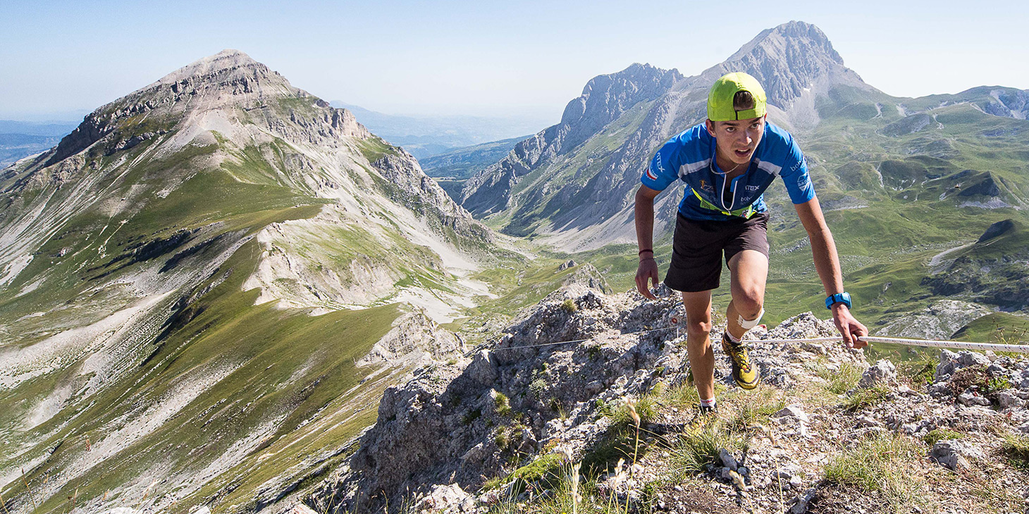 2016 Youth Skyrunning Championships, Italy. ©fabriziopoliti.it