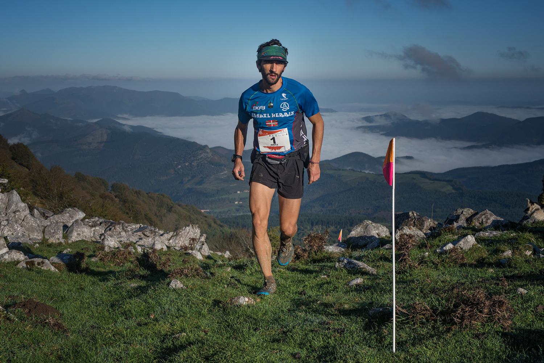 Race winner and gold medallist Aritz Egea. @Jacek-Daneka