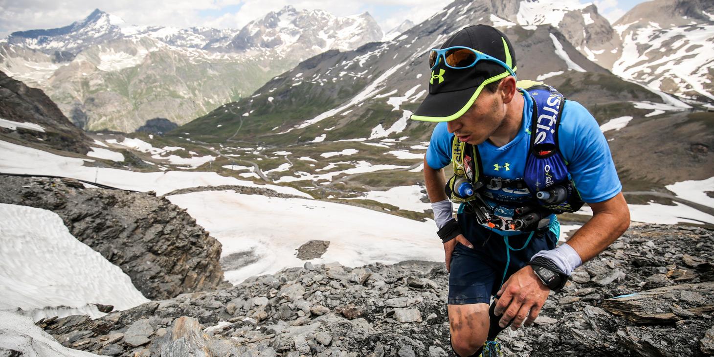 Nicolas Martin, 2016 High Trail Vanoise winner and record holder. ©iancorless.com / SWS